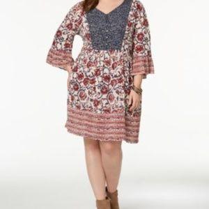 Style & Co BOHO Women's Dress